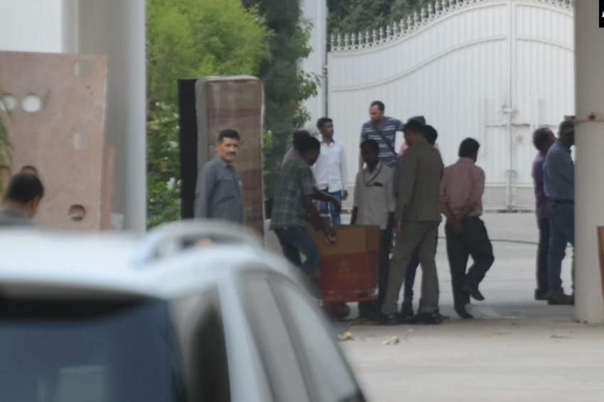 Former UP CM Mulayam Singh Yadav, Akhilesh Yadav Vacate Official Residences
