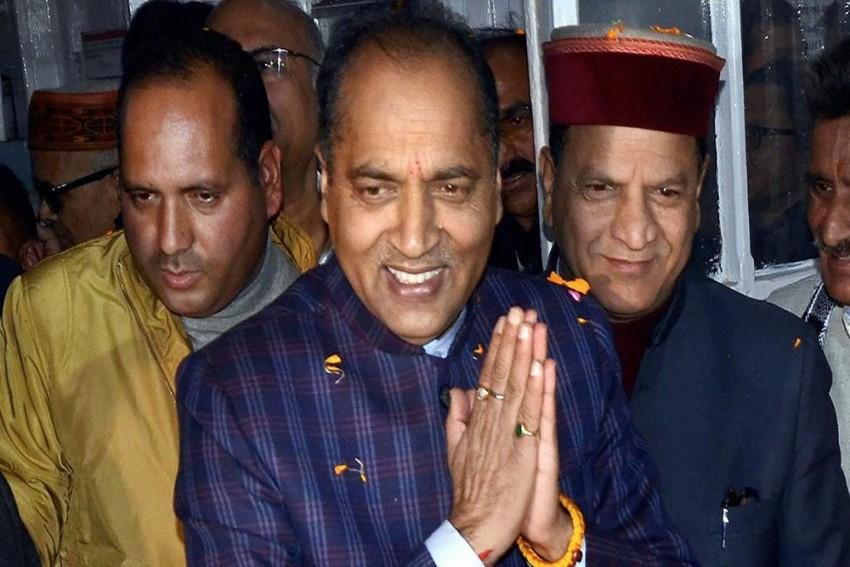 Himachal Pradesh CM Jai Ram Thakur Admits Lapses During Kasauli Demolition Drive