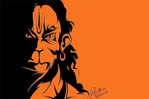 this is my biggest achievement angry hanuman artist karan