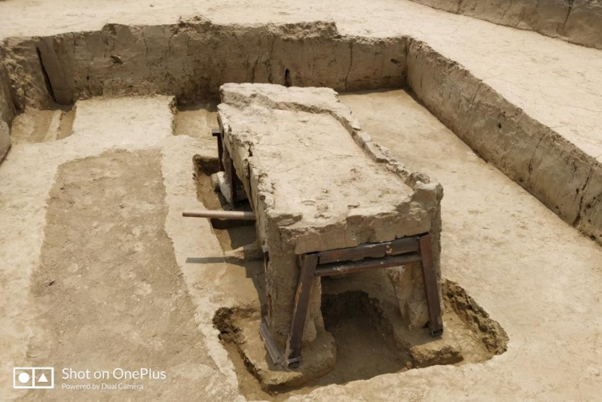 ASI-Excavated Sanauli Chariots Have Potential To Challenge Aryan Invasion Theory