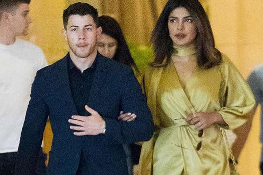 Priyanka Chopra Attends Nick Jonas' Cousin's Wedding As His Date