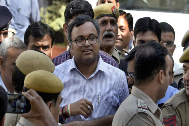 Aircel-Maxis Case: Enforcement Directorate Files Fresh Chargesheet Against Karti Chidambaram