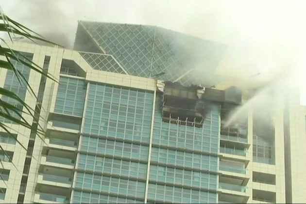 Mumbai: Fire Breaks Out On Top Floor Of Beaumonde Towers, Deepika Padukone Among Residents