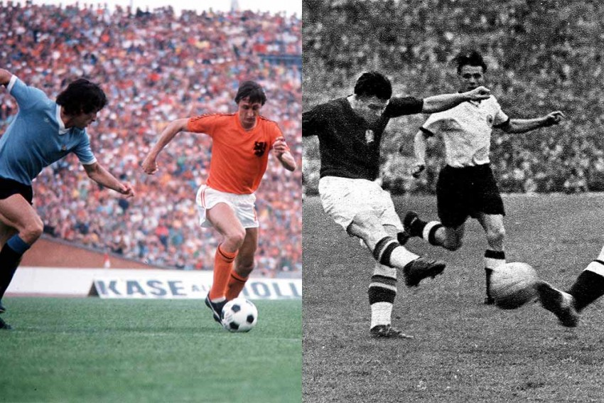 FIFA World Cup History: Formations Of Some Great Sides