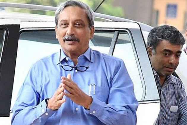 Goa CM Manohar Parrikar Returns Home After 3 Months' Medical Treatment In US