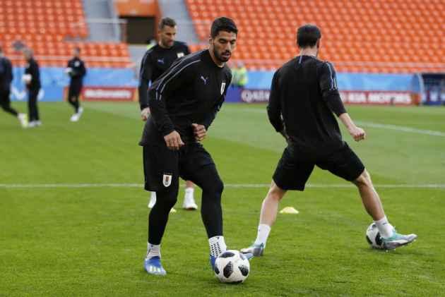 FIFA World Cup 2018: Uruguay Face Egypt, Morocco To Meet Iran