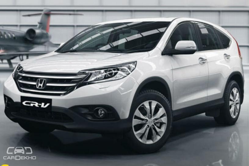 Honda City, WRV, Jazz, CRV Available With Discounts Upto Rs 1.5 Lakh