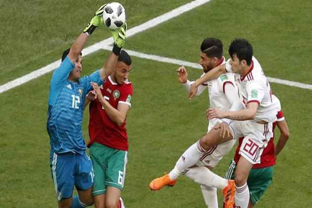 Last-Minute Own Goal By Morocco Gives Iran A World Cup Victory