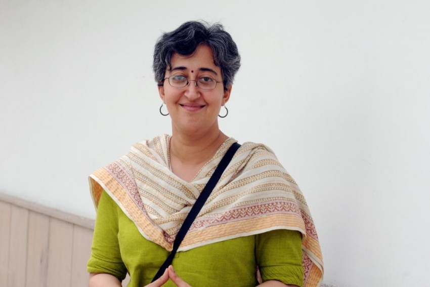 Kejriwal's Demand For Full Statehood To Delhi Is An Issue Larger Than Anti-Corruption: Atishi Marlena