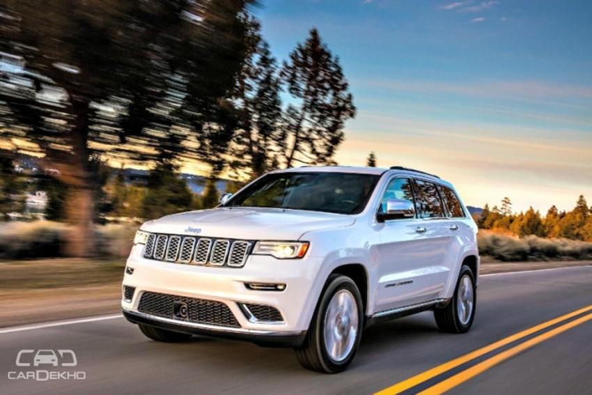 Next-Gen Jeep Grand Cherokee To Based On An Alfa Romeo Platform