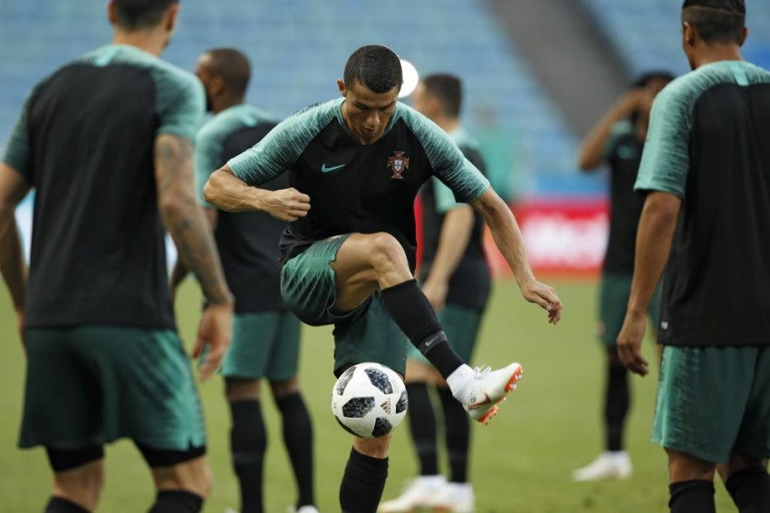 Shellshocked Spain To Face Portugal In Early World Cup Treat Today