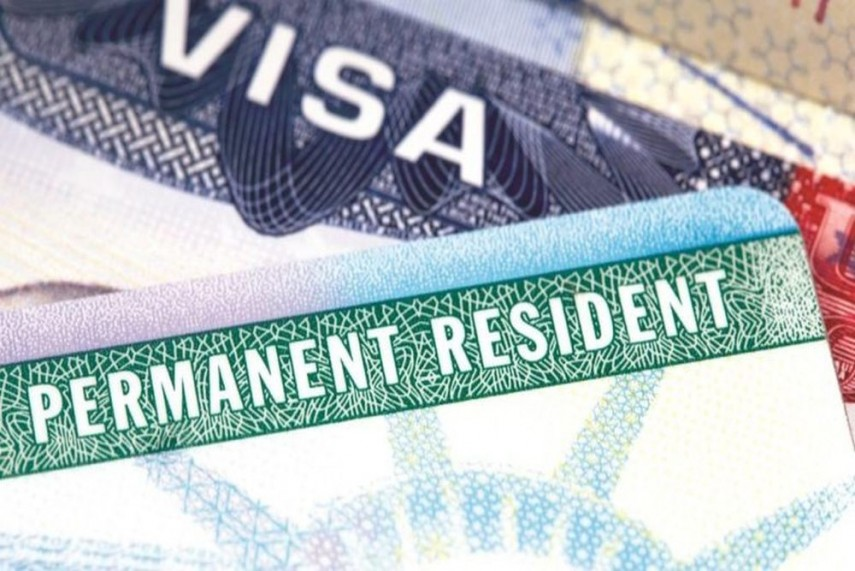 Image result for us green card
