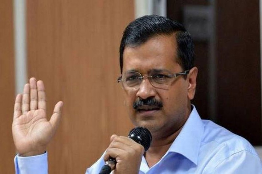'Situation Is So Bad That CM Of Delhi Cannot Even Decide His Own Peon': Arvind Kejriwal On Sit-In Protest