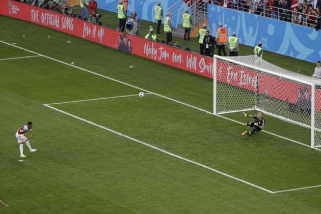 Heartbreak For Peru As Cueva Misses Penalty, Denmark Get Off To A Winning Start