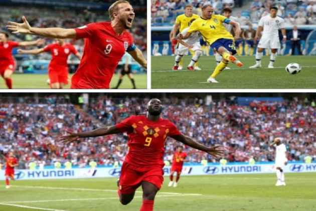 World Cup Roundup Day 5
