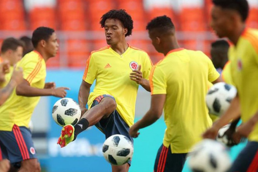 FIFA World Cup: Colombia Face Japan, Poland To Meet Senegal