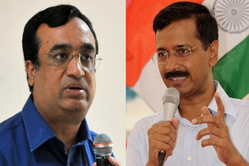 Amid Alliance Claims, Ajay Maken Says Delhi Congress Leaders, Workers Not In Favour Of Joining Hands With AAP