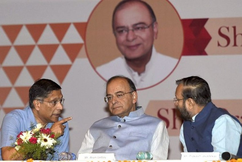 Best Job I Ever Had, Arun Jaitley 'Dream Boss': Arvind Subramanian After Resigning As Chief Economic Advisor