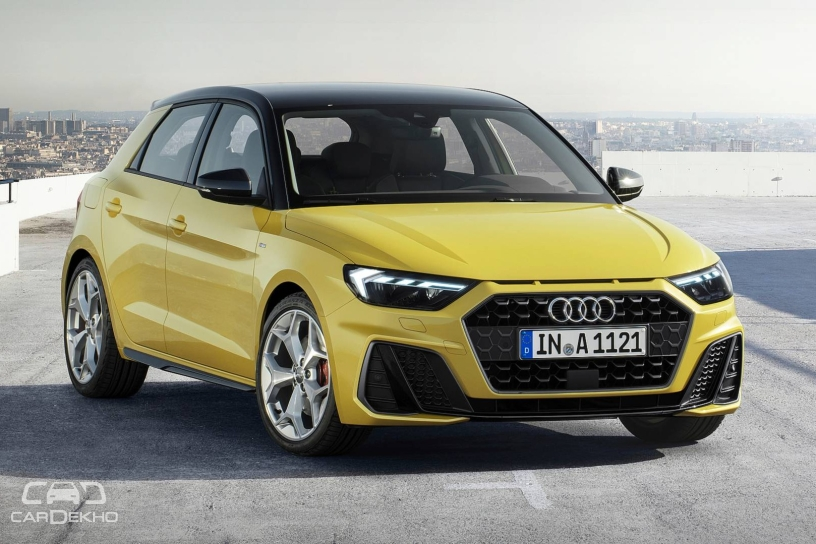 New Audi A1 Revealed; Expected To Come To India
