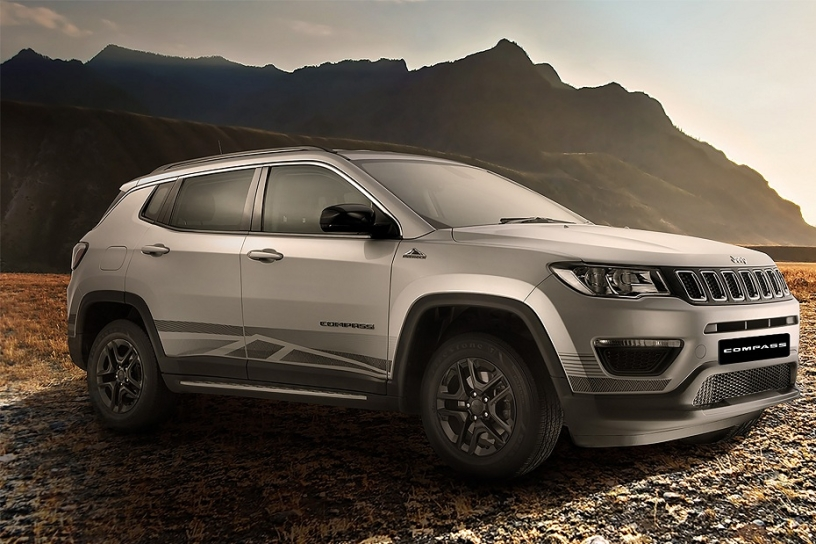 Jeep Compass Bedrock Limited Edition Launched, Priced At Rs 17.53 Lakh