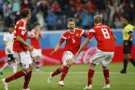 World Cup Roundup Day 6