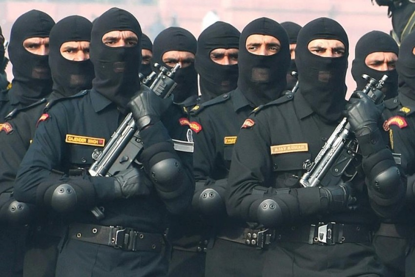 'Black Cats' To Be Deployed Soon In J&K For Anti-Terror Ops