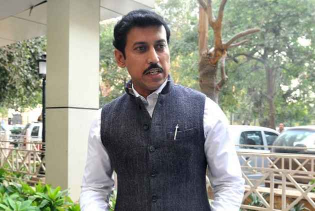 Official Proclamation Not Needed To Love Sports: Rajyavardhan Rathore On Odisha CM's Request To Make Hockey 'National Sport'