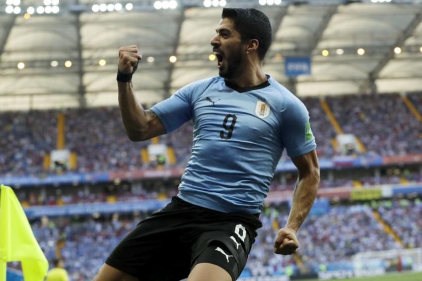 Suarez Scores The Winner Against Saudi Arabia, Sends Uruguay Into Last 16 With Hosts Russia