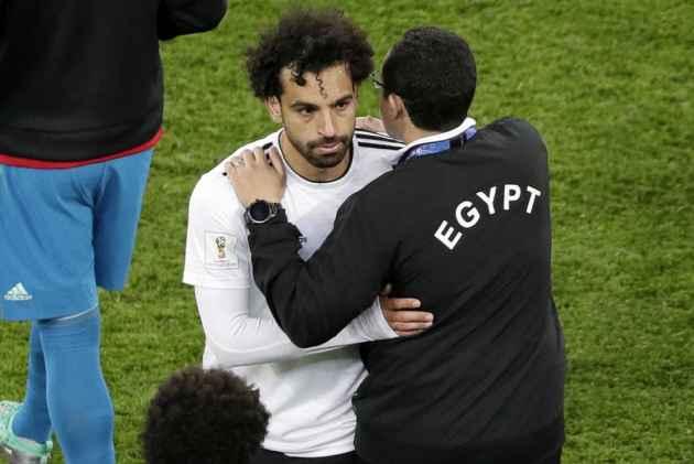 Egypt's Salah Made Honorary Citizen By Chechen Strongman Ramzan Kadyrov