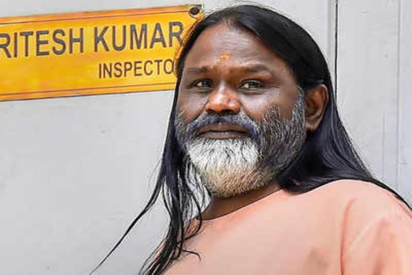 Three Persons Associated With Ashram Framed Me In Rape Case: Self-Styled Godman Daati Maharaj