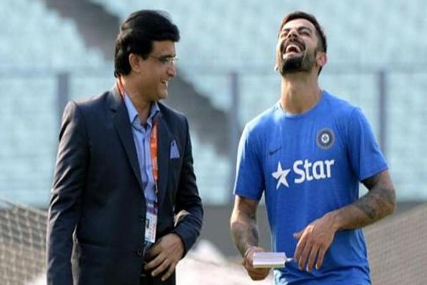 Virat Kohli Panicked While Preparing For Upcoming England Tour: Sourav Ganguly