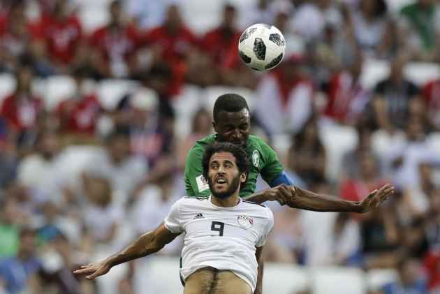 Record-Breaking Keeper Saves Penalty, But Egypt Fall To Saudis