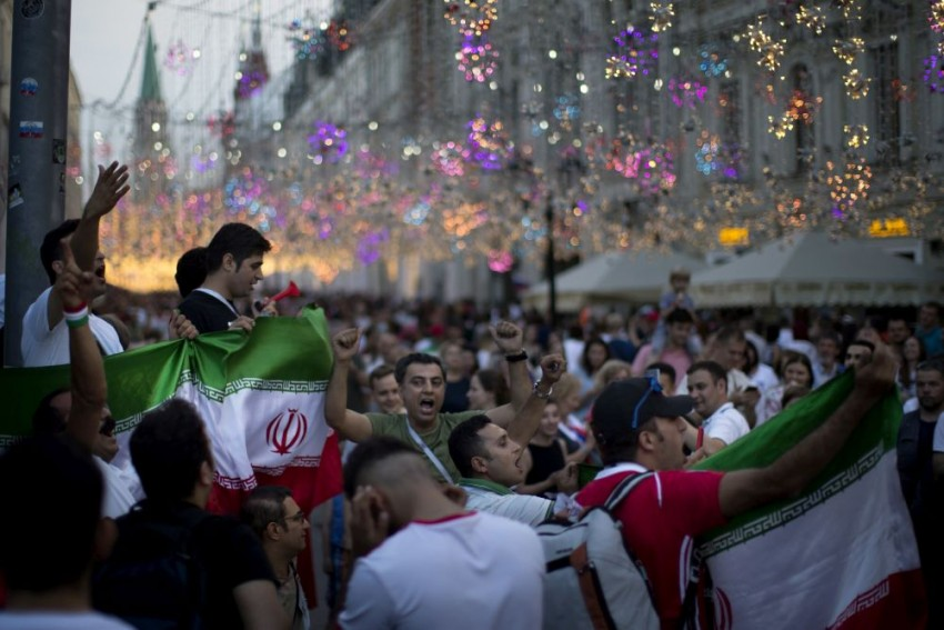 Iranian Fans Make Loud Noises In Attempt To Disrupt Portugal's Sleep At Hotel