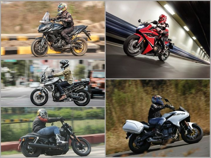 Top 5 Touring Bikes To Look At Between 600cc - 800cc