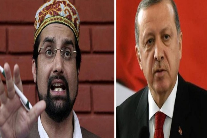Turkey's Erdogan Is Latest Favourite Of Kashmiri Separatists