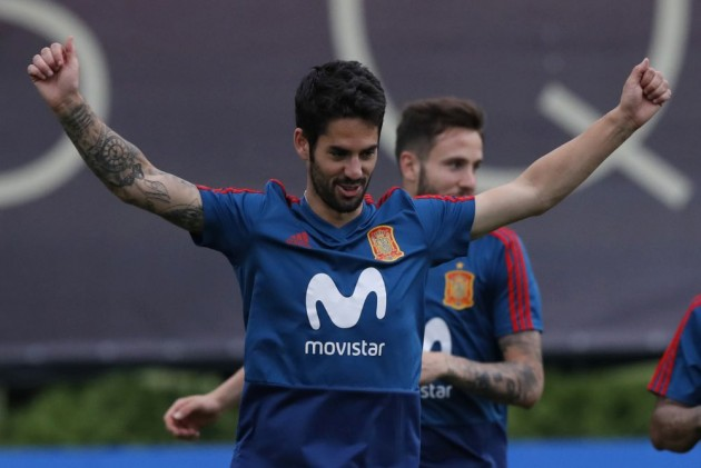 Isco Urges Spain To Stay True To Selves In Morocco Decider Today