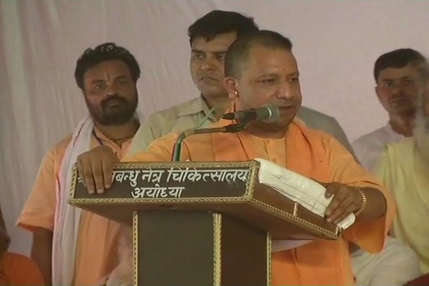 'Have Patience For Some More Time': Yogi Adityanath Urges Seers On Ram Temple