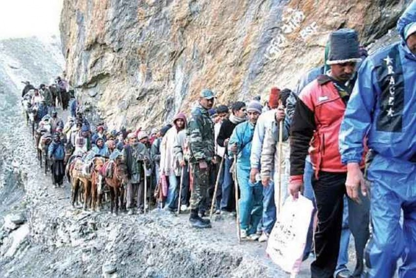 Hizbul Mujahideen Calls Amarnath Pilgrims Their 'Guests', Assures Their Safety In Video Message