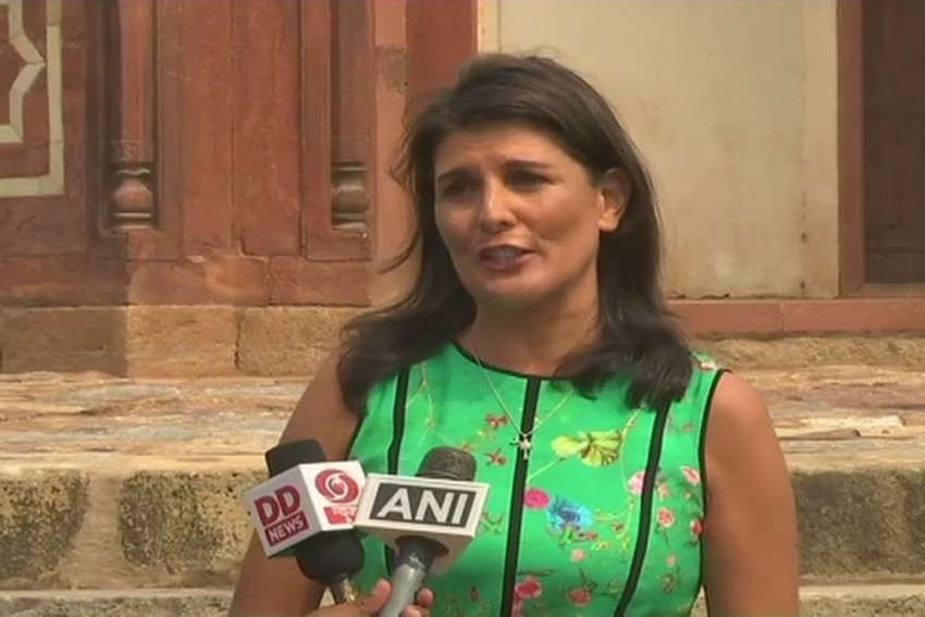 Religious Freedom As Important As Freedom Of People And Their Rights: Nikki Haley On India Visit
