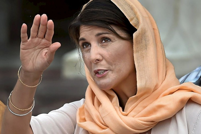 Can't Let Pakistan Become Haven For Terror Groups: Nikki Haley In India