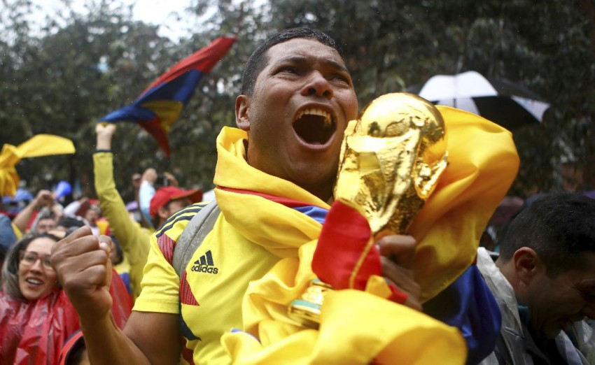 Mina Winner Sends Colombia Through As Ill-Disciplined Senegal Go Out