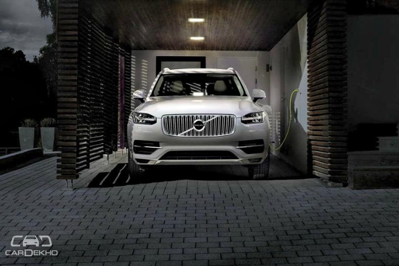 Volvo XC90 Gets A New Petrol Hybrid Variant