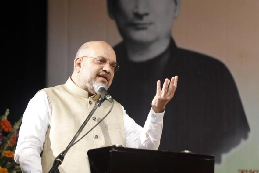 Congress Censoring Vande Mataram Led To India's Partition: Amit Shah