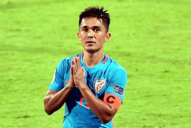 Abuse Us, Criticise Us But Please Get Involved: Sunil Chhetri Appeals To Football Fans