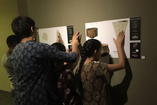 Braille, Audio Guides, Tactile Path: National Museum Makes Exhibition Appealing To Blind
