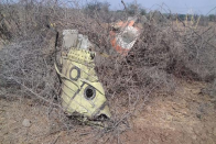Indian Air Force Aircraft Crashes In Gujarat's Kutch, Pilot Dies