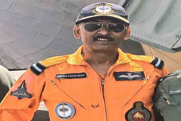 'He Was An Ace Fighter Pilot': Here's How People Paid Tribute To Air Commodore Sanjai Chauhan