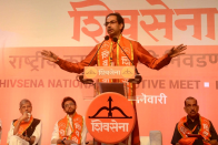 Shiv Sena Says No Tie-Up With BJP For 2019 Polls