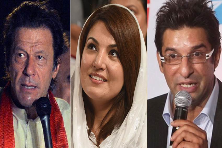 From Imran Khan's Love Affairs To Wasim Akram's Sexual Fantasies: Reham Khan Tells All