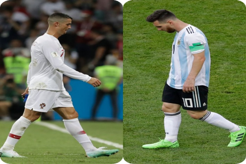World Cup 2018 Exit Time: Messi At 9.22 PM, Ronaldo At 1.25 AM